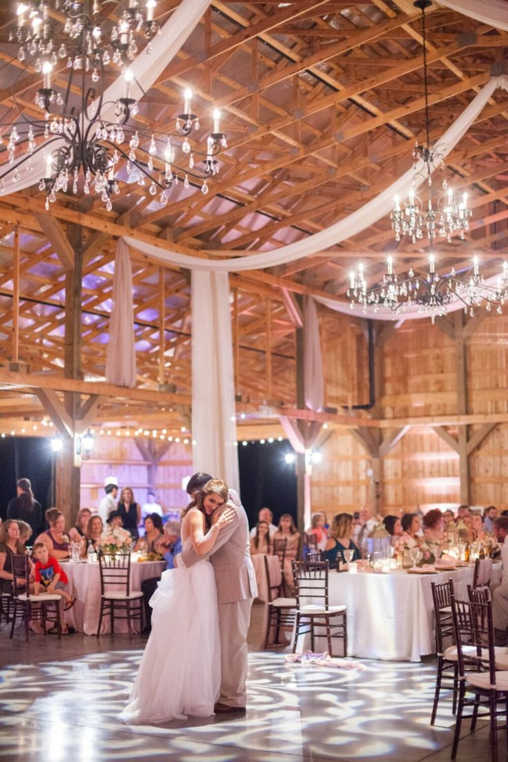 Absolutely stunning first dance and reception at Saddle