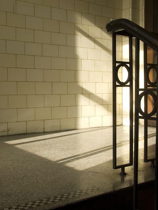 Shadows #starkzineau #nicholasbuliding #photography #shadows #interior #interiorarchitecture