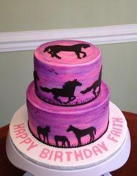 Cake Gallery - KAREN'S CUSTOM CAKES                  Made Just For You!