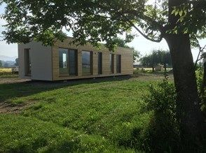 Mitos Grup - Mobile Houses