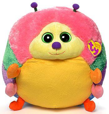 Gumdrop (extra large) - caterpillar - Ty Beanie Ballz