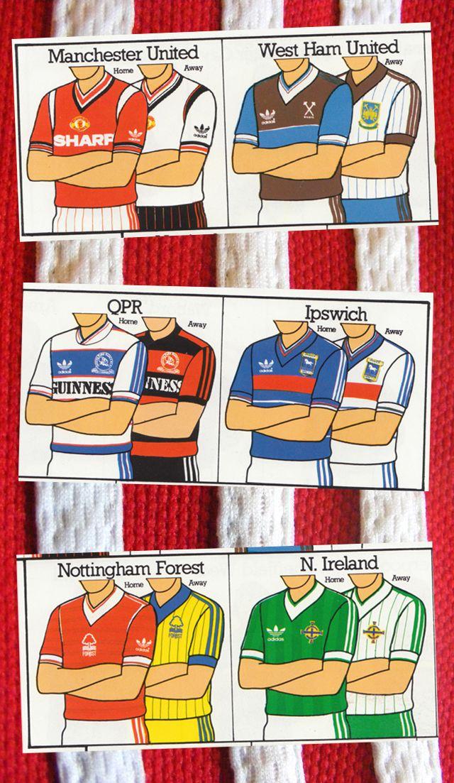 Adidas Kit 1984