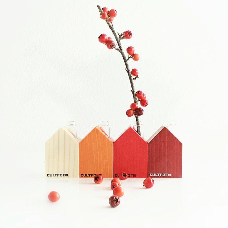 Wundervoll als #Geschenk oder für die eigene Wohnung: cultform Gewächshaus.