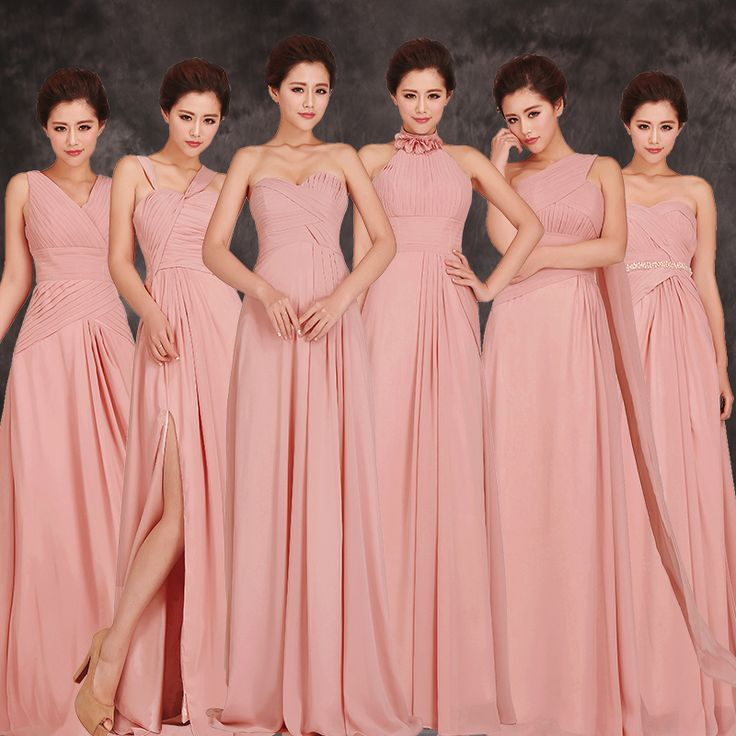 Cheap Bridesmaid Dresses On Sale At Bargain Price Buy Quality Floor Length Evening Dress Wedding From Chin