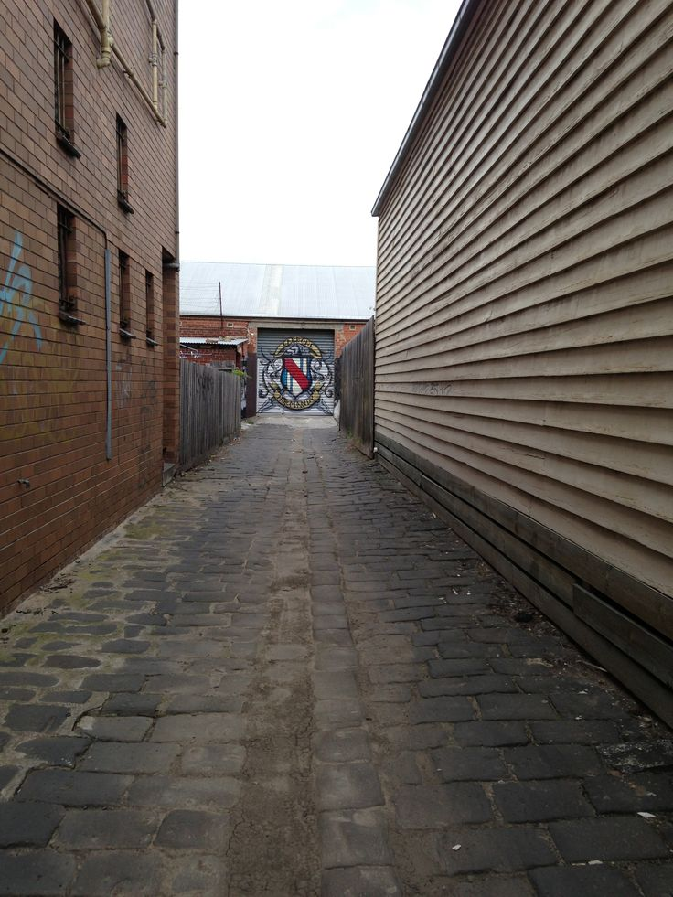 Brunswick Graffiti, Melbourne