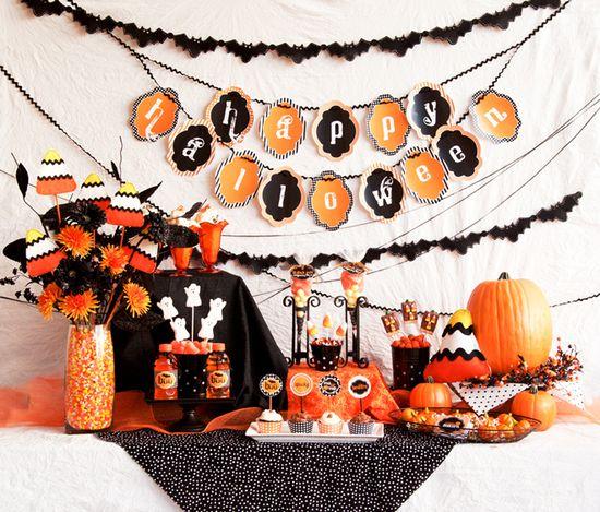 halloween mickey birthday party ideas google search - Halloween Birthday Party