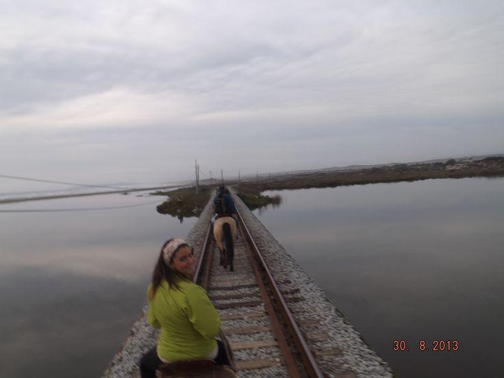 Vamos por el Puente....