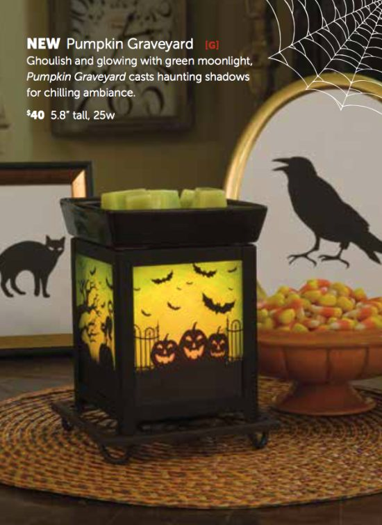 #Scentsy #Halloween #2015 Warmers. Spooky, Fun, and a must have this Halloween. deblanders.scentsy.us