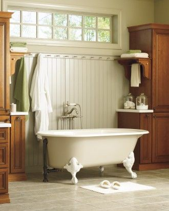 """See the """"Beautiful Baths: Martha Stewart Living Skylands Cabinets"""" in our  gallery"""