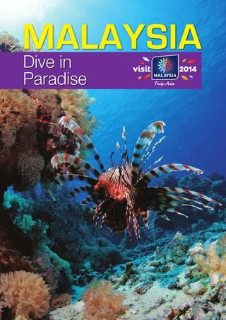 Diving in Malaysia Brochure