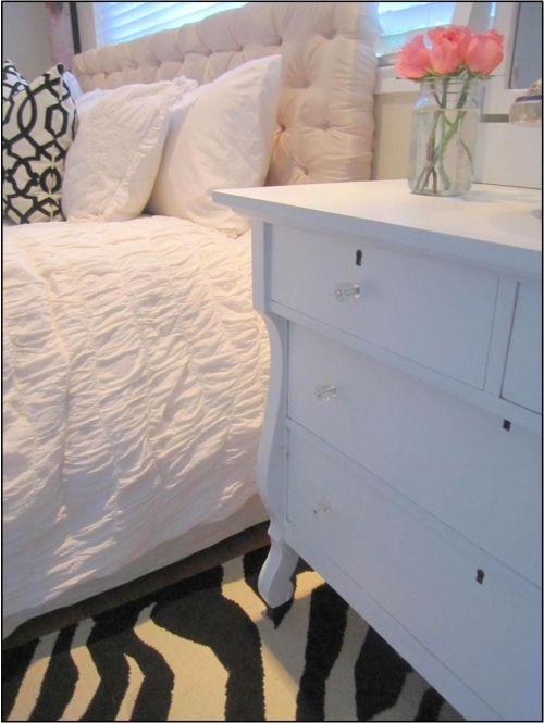 How to make your own tufted headboard (still expensive, but worth it!)
