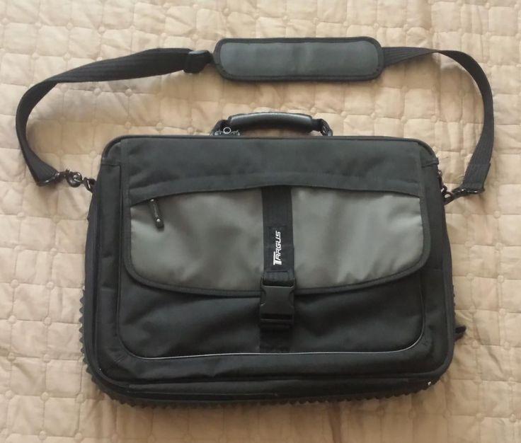 "#ebay Targus laptop shoulder bag 18"" diagonal black withing our EBAY store at  http://stores.ebay.com/esquirestore"