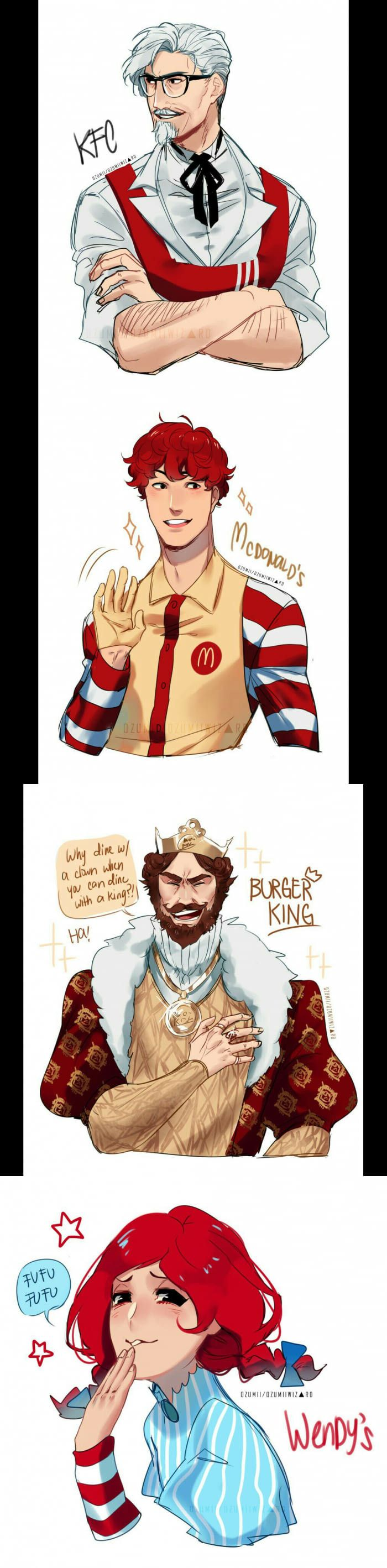 Fast Food Club