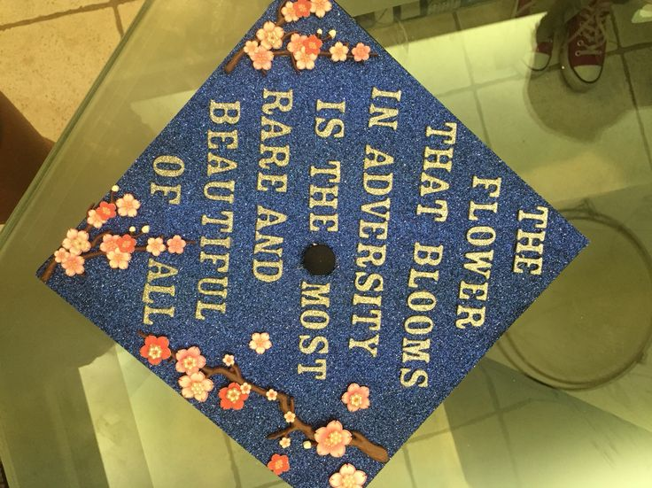 8 Best Images About Disney Theme Graduation Caps On