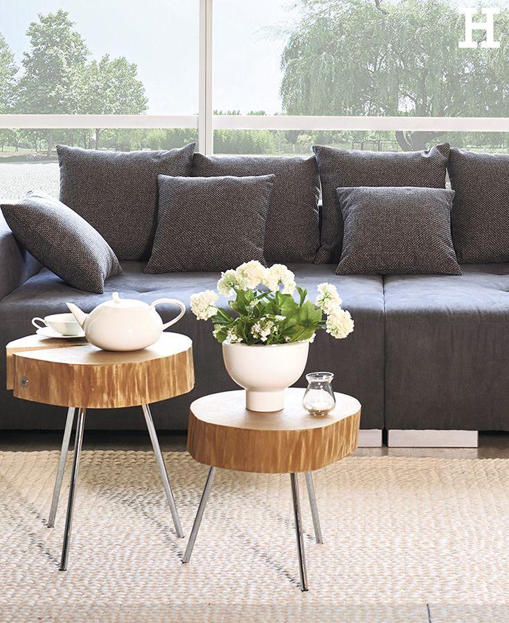 big sofas sind absolut im trend denn sie bieten ihnen viel platz zum entspannen - Wohnzimmer Sofa Grau