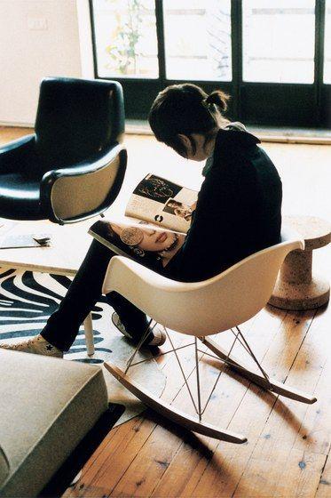 Vitra Rar Eames Plastic Armchair Charles Amp Ray Eames