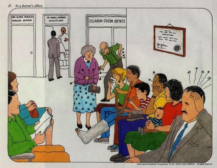 una visita al medico