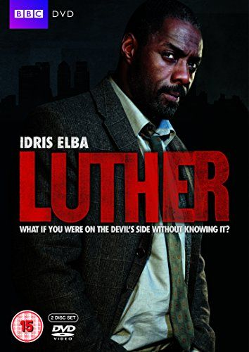 Luther - Series 1 // I bloody love this show.