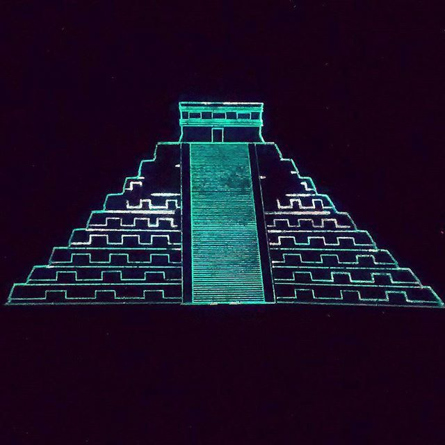 Chichén itzá, noches de kukulkán