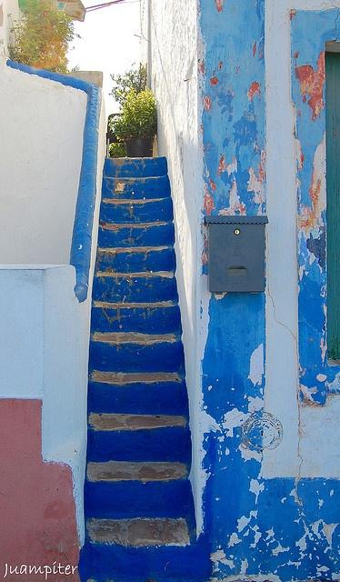 Colores en Cacela Algarve Portugal