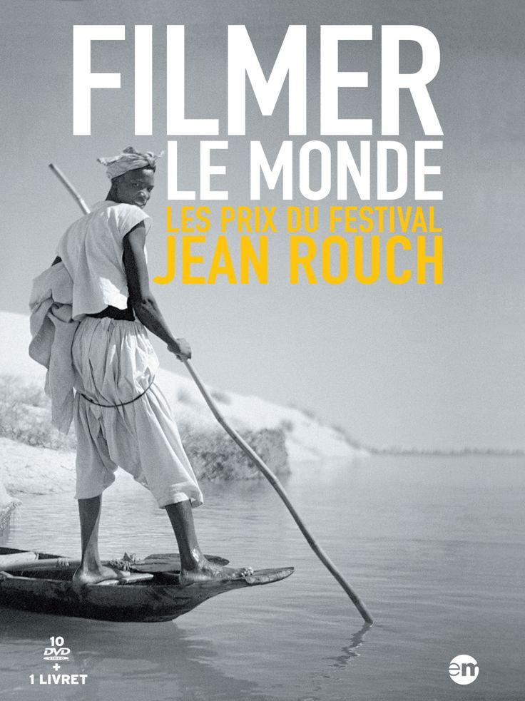 Filmer le monde - les prix du festival Jean Rouch (Coffret 10 DVD) - Editions Montparnasse - La Culture en DVD, Blu-ray et VOD
