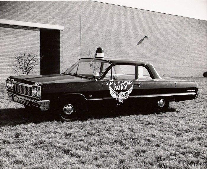 ◇Ohio State Highway Patrol 1964 Chevy◇