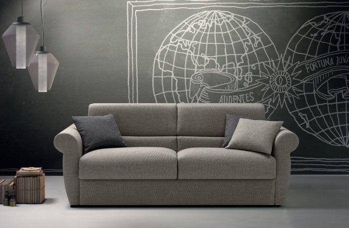 Infinite combinazioni di comfort e stile: Chillax, trasformabile di Samoa divani.