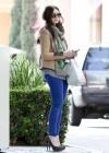 Blue skinny jeans :D