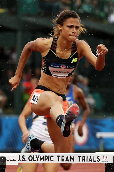 2016 Olympics: Stars to Watch : Sydney McLaughlin, track and field (United States)