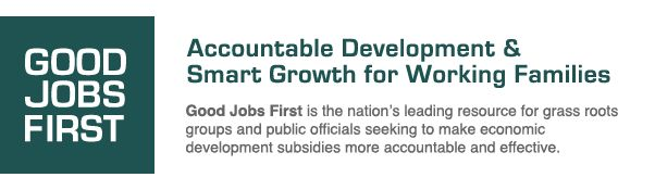 Job Creation and Job Quality Standards in Pennsylvania Economic Development Subsidy Programs