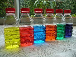 A la douce: Eau en couleurs !