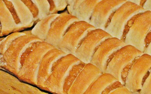 Retete Culinare - Placinte cu mar – de post