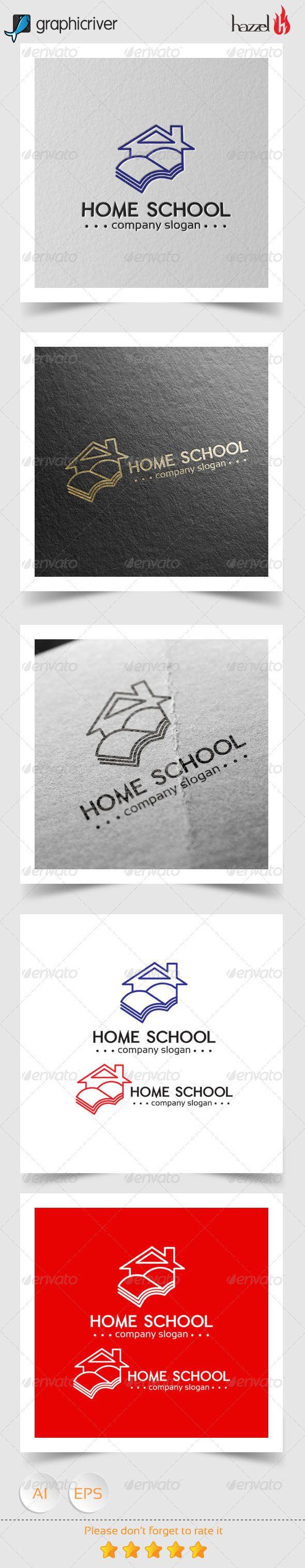 Home School Logo