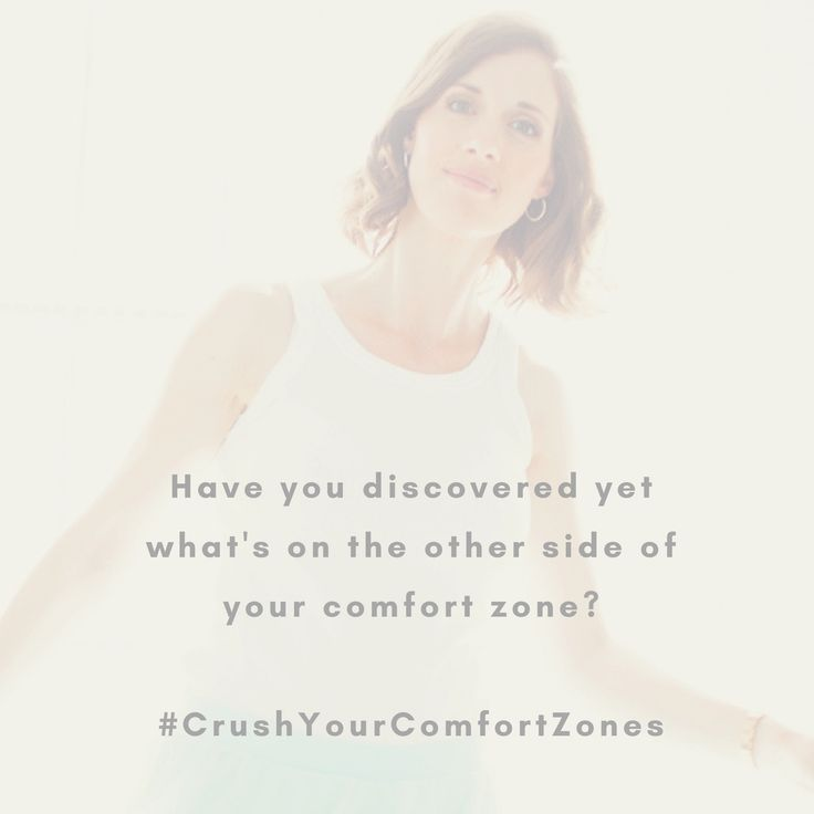 Have you discovered yet what's on the other side of your comfort zone? If you'd like a little peek then sign up to my free Crush Your Comfort Zones 5 day challenge. abigailk.co.za/crush-comfort-Zones-5-day-challenge. Discover how even a small change can have a big impact.