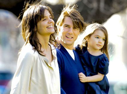 Katie Holmes & Tom Cruise divorce settlement is done.  source: eonline.com