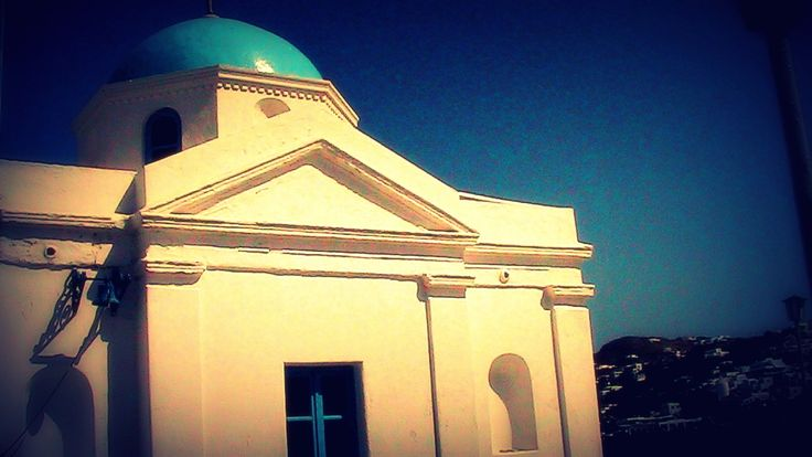 Small church with traditional architectural style...