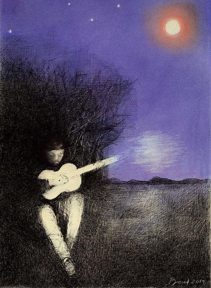 MARTÍN FIERRO, Yo hago en el trébol mi cama,  Artista Rosenell Baud. http://www.ellibrototal.com/ltotal/ficha.jsp?t_item=6&id_item=70062
