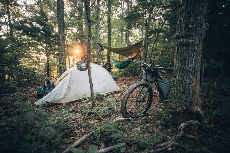 Some really great bikepacking tips!