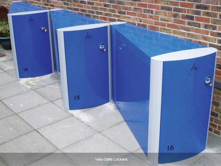Velo Safe Locker Fahrradabstellraum Speicherideen Fahrradbox