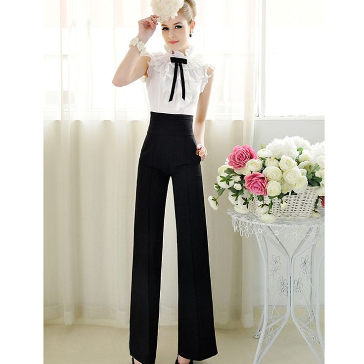 Pantalones de cintura alta de nueva moda 2015 mujeres del vestido del remiendo ocasional pantalones harén pantalones casuales Vestidos Leggings S XXL en Pantalones y Capris de Moda y Complementos Mujer en AliExpress.com | Alibaba Group
