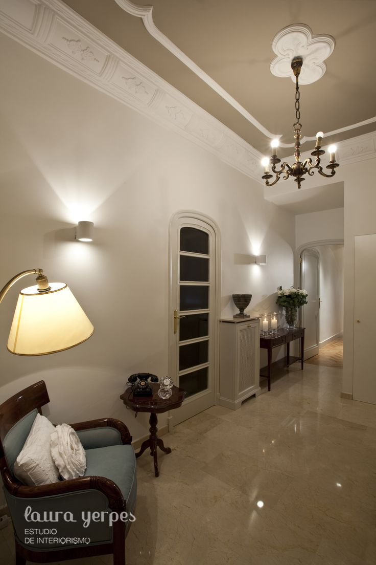 87 best interiores by ly images on pinterest luxury - Como pintar techos ...