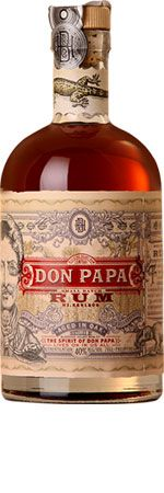 Don Papa Small Batch Rum 70cl Produced on the isle of Negros Occidental - the sugar capital of the Philippines due to the perfect combination of climate and rich volcanic soil. Its name comes from Don Papa Isio, one of the unsung  http://www.MightGet.com/january-2017-12/don-papa-small-batch-rum-70cl.asp
