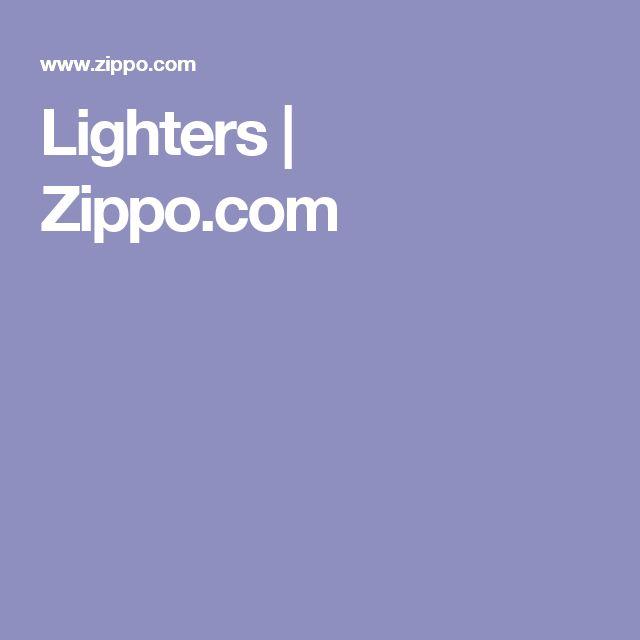 Lighters | Zippo.com