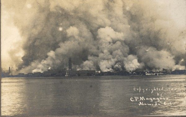 Did you know one of Alameda's biggest population booms came in the aftermath of the 1906 San Francisco Earthquake? City residents moved to Alameda and throughout the East Bay while SF was rebuilding. Today marks the 110th anniversary of the quake. Check out these incredible archives of coverage of the devastating event: https://localwiki.org/oakland/1906_San_Francisco_Earthquake_-_Effects_on_Oakland