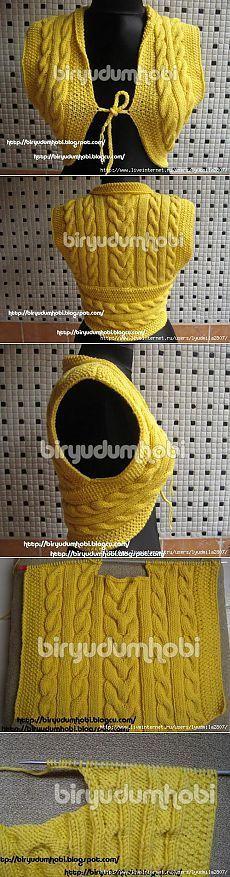 bolero amarelo.  Photo-IC.