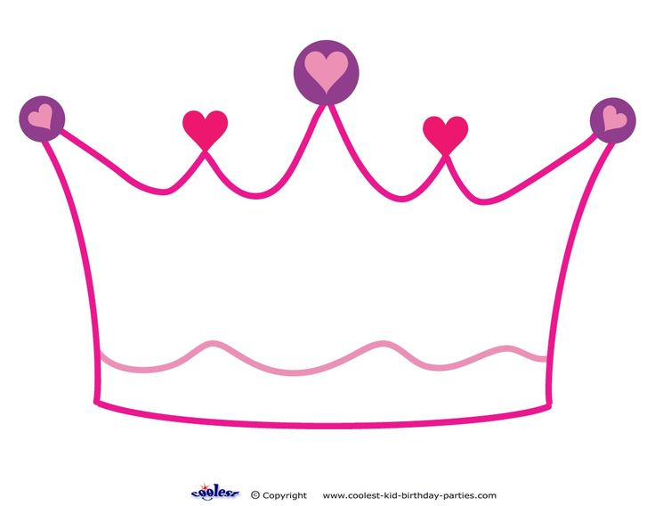 285 best princesse images on Pinterest Art drawings, Prince and - crown template