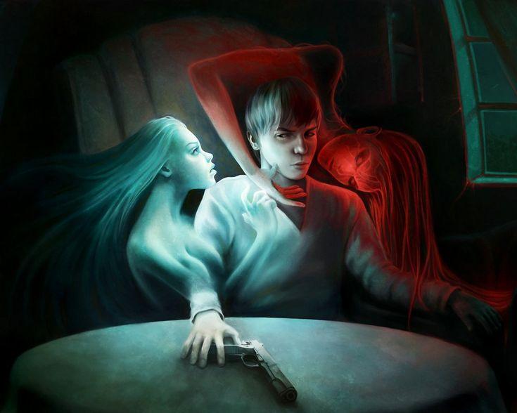 164 best evil images on Pinterest | Demons, Dark art and ...