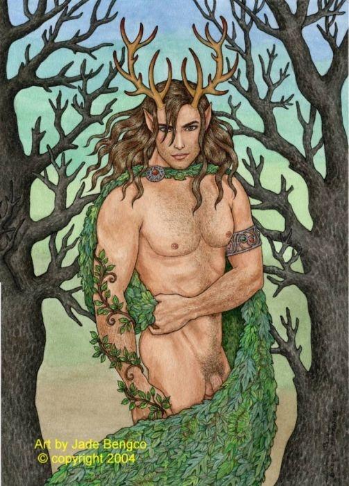 Yule/Horned god: Goddesses, Mythology, Celtic God, Green Man, Gods, Horned God