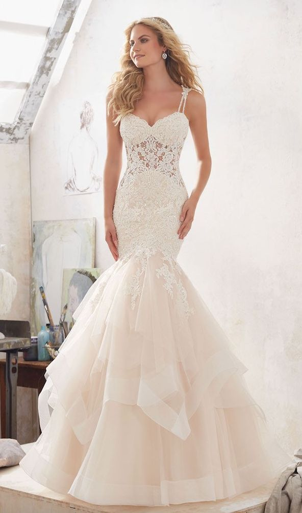 Awesome  Bridal Trends From Morilee by Madeline Gardner