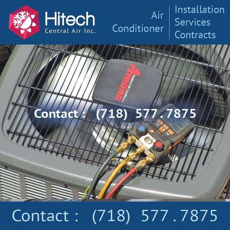 Pin by Hitech Centralair on Air conditioning service Air